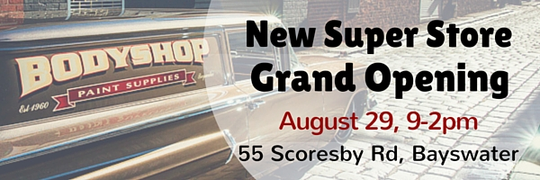 Grand Opening the Saturday August 29, 9-2pm